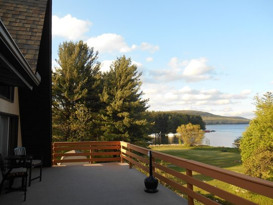 Inn At Deep Creek : View from Deck