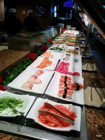 the buffet picture of kirin ii japanese seafood buffet houston rh tripadvisor com best seafood buffet houston tx japanese seafood buffet houston