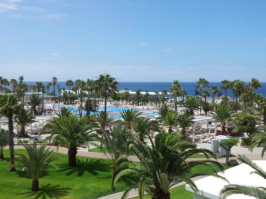 ClubHotel Riu Gran Canaria: View From Room