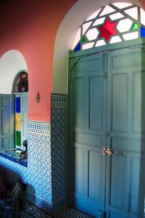 Riad Anne de Meknes: Our suite at Riad Anne