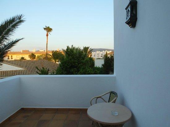 Hotel Porfirio: View
