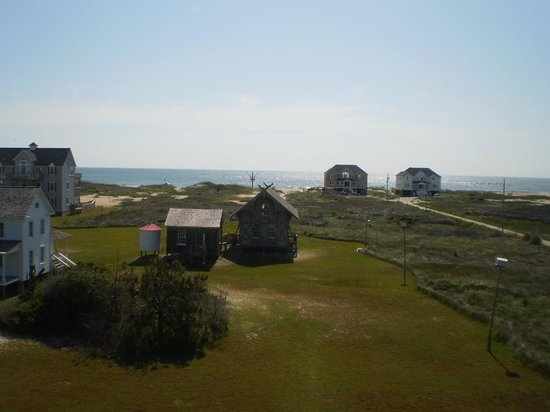 Chicamacomico Life-Saving Station Historic Site & Museum: View From Watch Tower 3