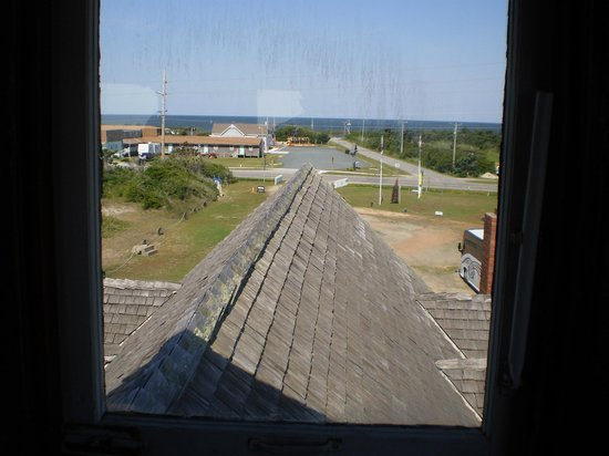Chicamacomico Life-Saving Station Historic Site & Museum: View From Watch Tower 2