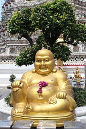 Wat Arun (Tempel der Morgenröte): Wat arun