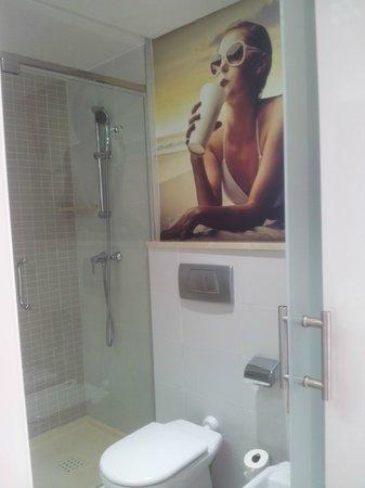 ClubHotel Riu Gran Canaria: Bathroom