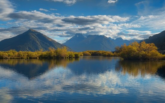 Capture New Zealand Photo Expeditions - Day Tours: Glenorchy