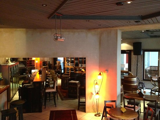 Millesime Bar Oenotheque Lounge: Millésime bar