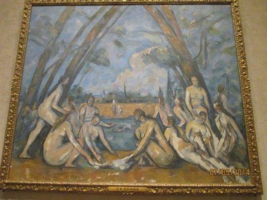 Museo de Arte de Filadelfia: Cézanne