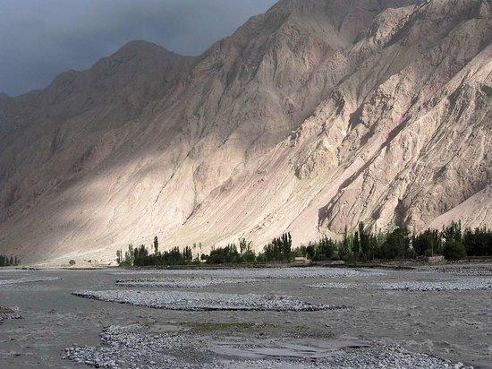 Baisha Mountain : Unterer Ges-Durchbruch