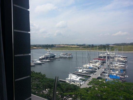 Hotel Jen Puteri Harbour, Johor: get a harbour view room