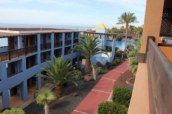 Occidental Jandia Playa: Vista desde la habitación