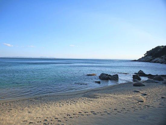 Canyelles Platja : la playa