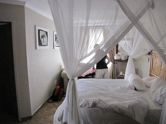 Halali Resort: La chambre