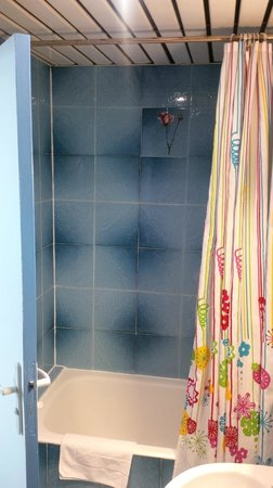 Est Hotel Paris: Shower
