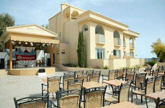 Lindos Royal Hotel: Extérieur du Club Marmara