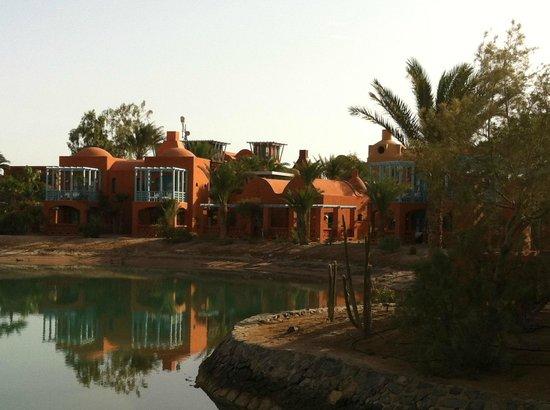 Sheraton Miramar Resort El Gouna: наш одноэтажный домик