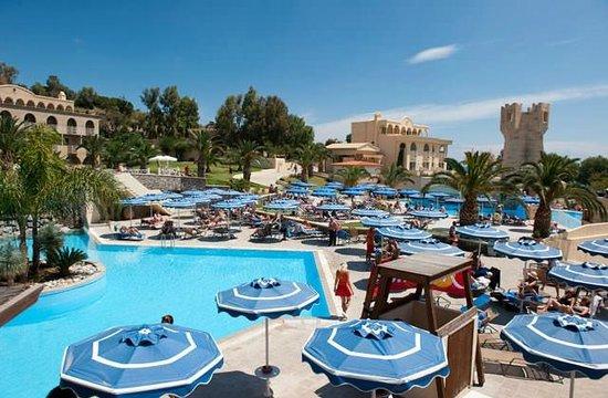 Lindos Royal Hotel: Piscine du Club Marmara