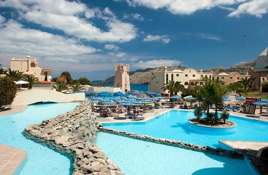 Lindos Royal Hotel Rhodes All Inclusive Resort Reviews