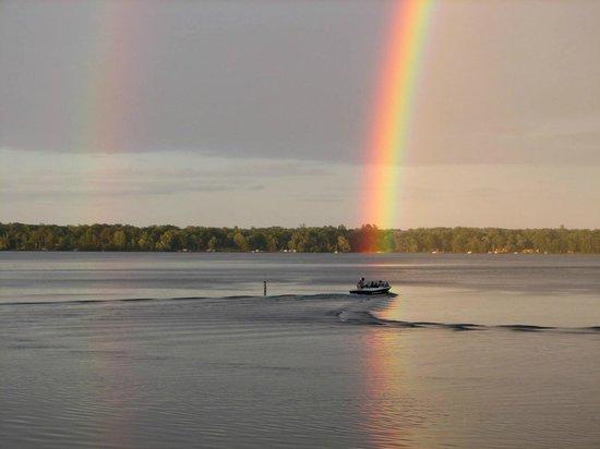 Bay Lake: Pure joy!