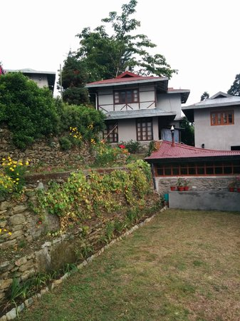 Samthar Farm House: Cottage view