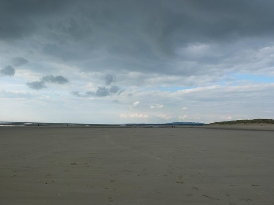 La Plage du Touquet : The beach!