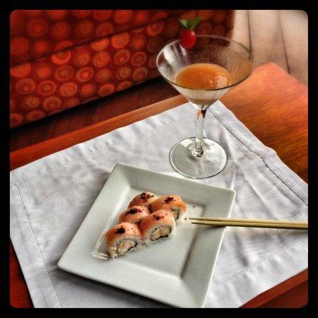Aranwa Sacred Valley Hotel & Wellness: comida y bebida en el bar, delicioso!
