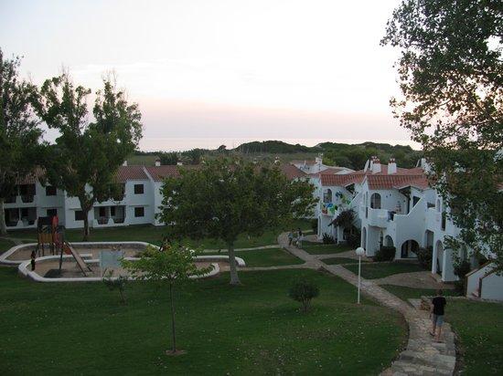 Apartamentos Son Bou Gardens: La struttura