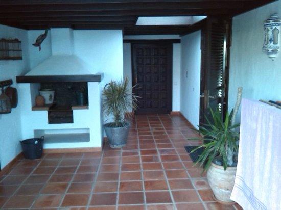 Casa Teiga : Durchgang
