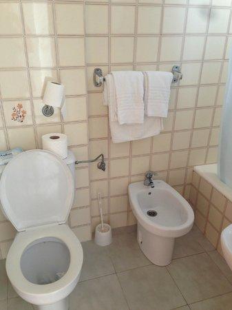 Riutort: łazienka