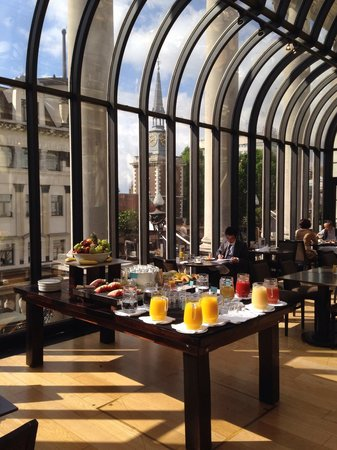 Le Meridien Piccadilly: Restaurant