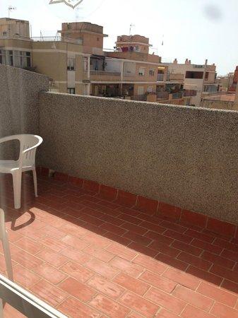 Riutort: balkon