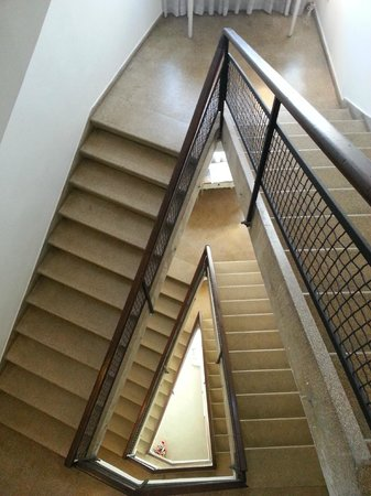 The Rothschild 71 : Stairs