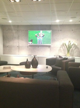 Sky Hotel Apartments Stockholm: reception