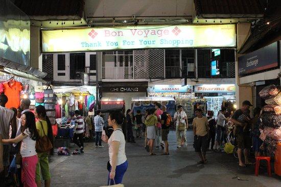 Anusarn Market: alle dagen feest