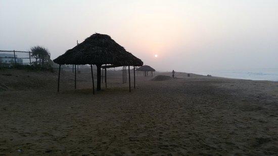 Mayfair Heritage: Sunrise from Mayfair Beach