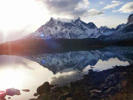 explora Patagonia: vista desde la habitacion