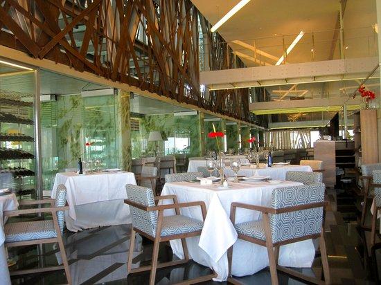 Parador de Cádiz: Parador de Cadiz/Hotel Atlantico - Dining area