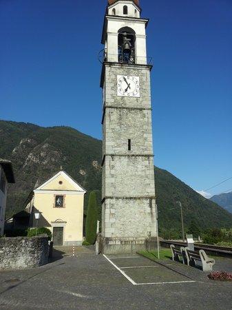 Charme Hotel Barbate: Romantische Kirche