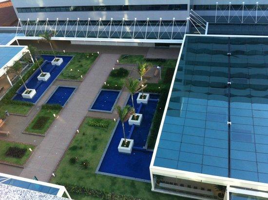 Novotel Salvador Hangar Aero: Vista do Complexo Hagar Business