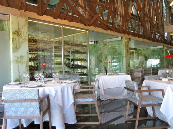 Parador de Cádiz: Parador de Cadiz/Hotel Atlantico - dining room