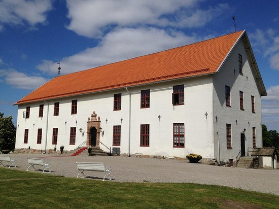 Sundbyholms Slott: The Manor House