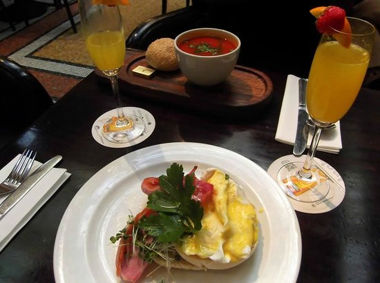 The Bank on College Green: Sunday Brunch