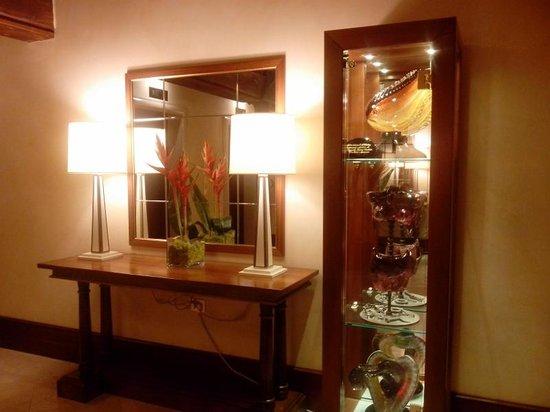 Hilton Molino Stucky Venice Hotel: sortie ascenseur