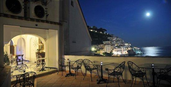 Hotel Croce di Amalfi: terrazzo