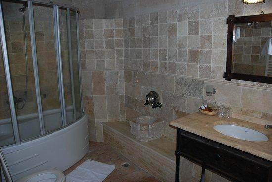 Aydinli Cave Hotel : Bagno I