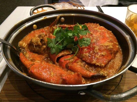 Jumbo Seafood : Delicious jumbo crab