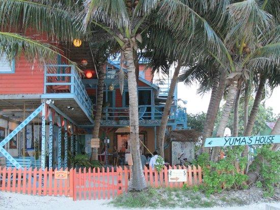Yuma's House Belize: Yuma's