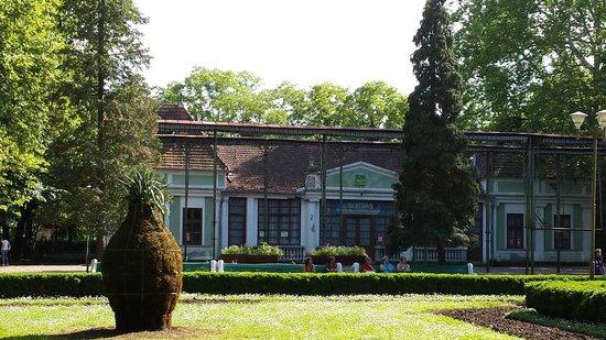 Buzias, Romania: ehmaliges Kirchweihhaus