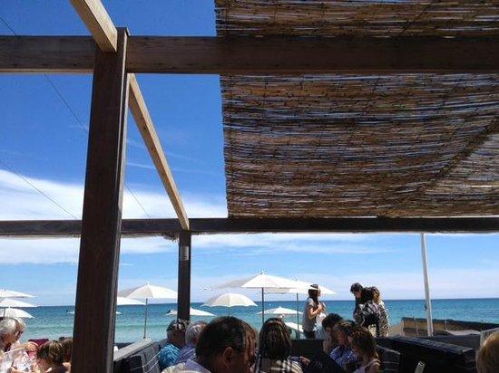 Key West Beach : terrazza