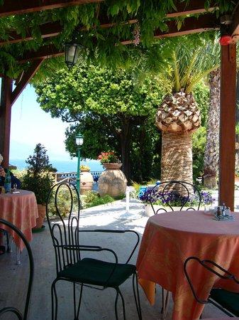 Grand Hotel Ambasciatori: Gartenanlage